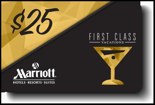 Redeem My Marriott Gift Card First Class Vacations - First class vacations