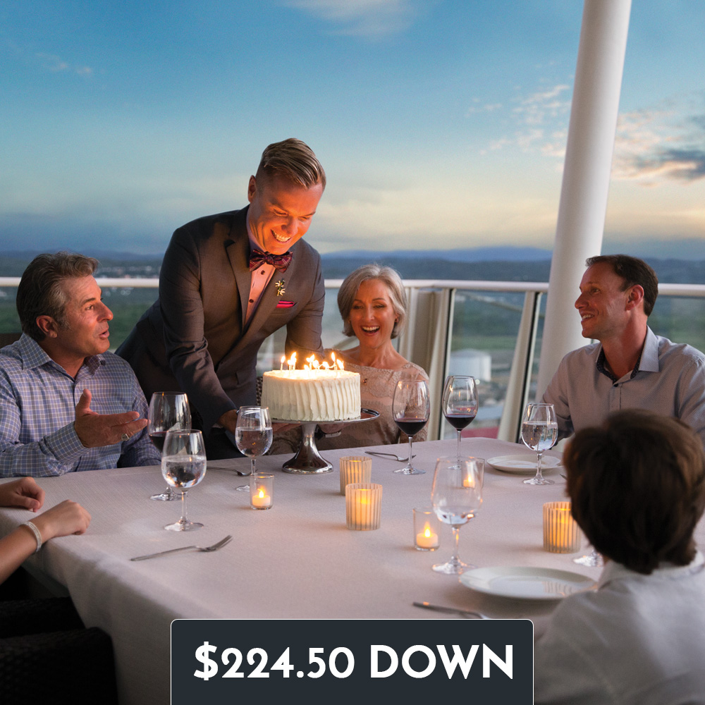 Diamond Edition Down Payment First Class Vacations - First class vacations